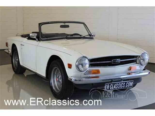 Picture of '73 TR6 - MRDH