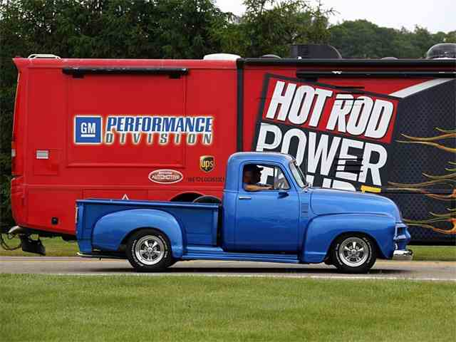 Picture of '54 Chevrolet 3100 Auction Vehicle - MRDK