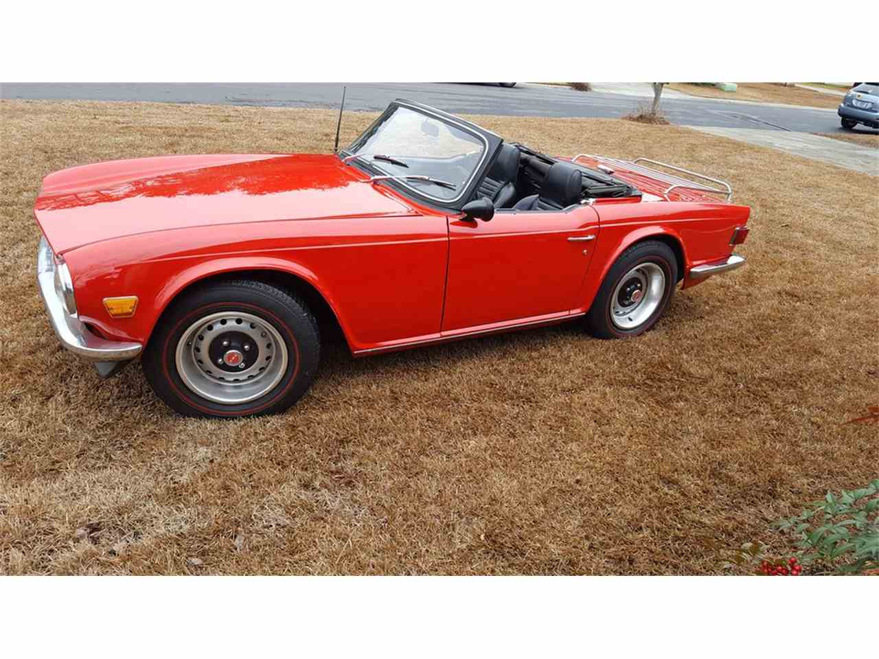 1968 to 1970 Triumph TR6 for Sale on ClassicCars.com