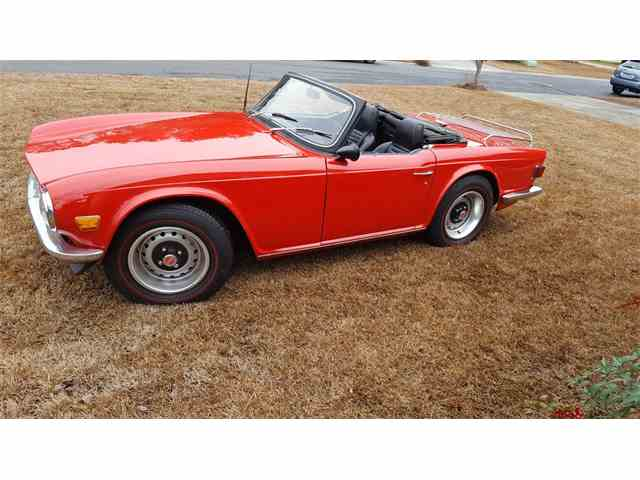 Picture of '70 TR6 - MRE2