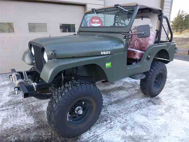 Picture of '60 Jeep - MRE7