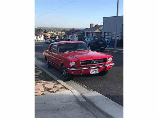 Picture of '65 Mustang - MREV