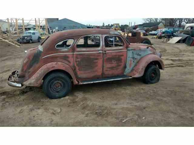 Picture of Classic '36 Airflow - $2,000.00 Offered by Dan's Old Cars - MREW