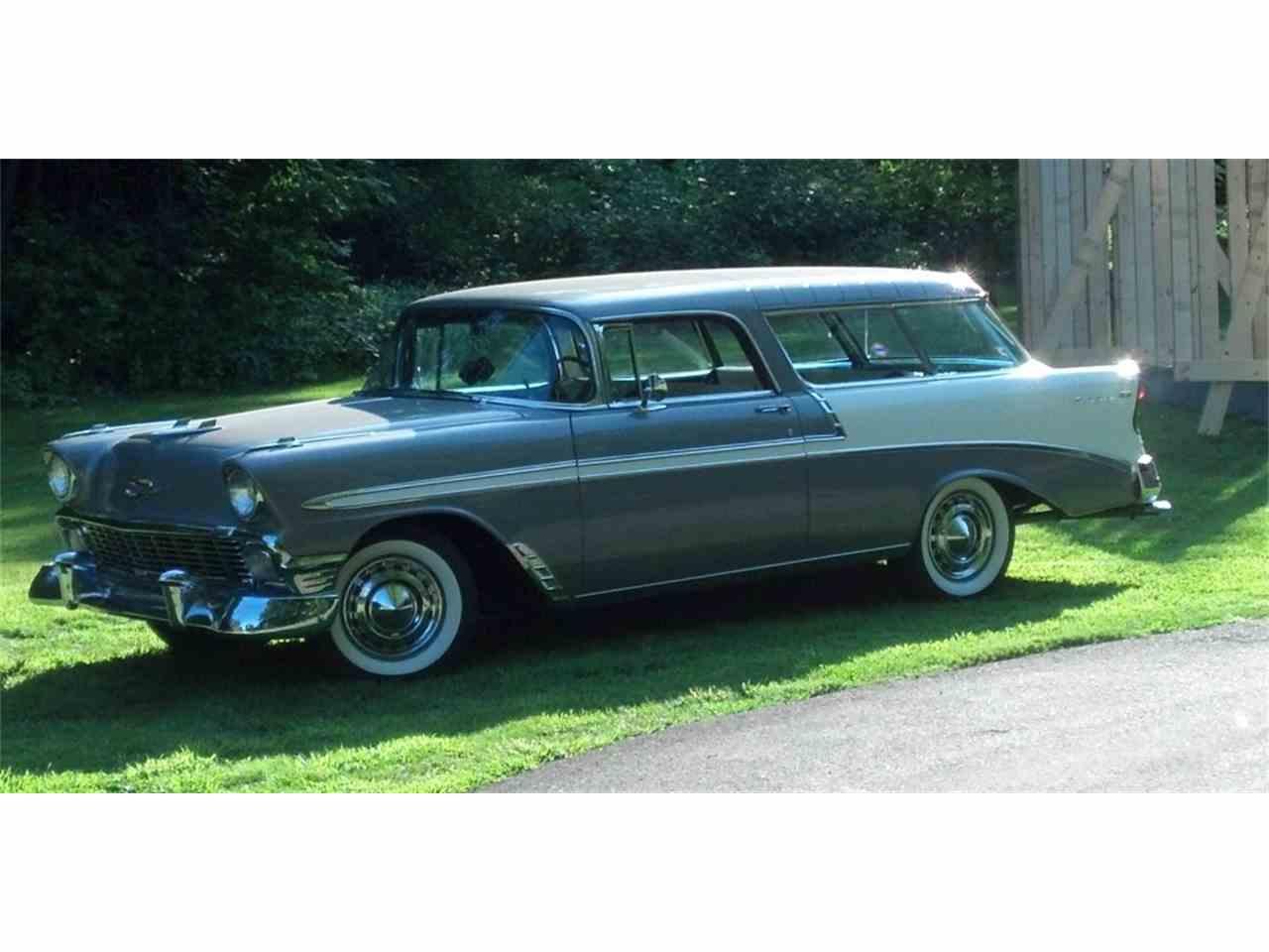 1956 Chevrolet Nomad for Sale | ClassicCars.com | CC-1061971