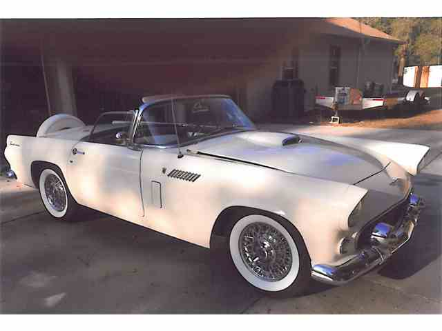 Picture of 1956 Ford Thunderbird located in FLORIDA Offered by Carlisle Auctions - MRFB