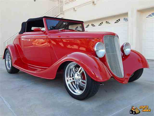 Picture of '33 Cabriolet - MRFF