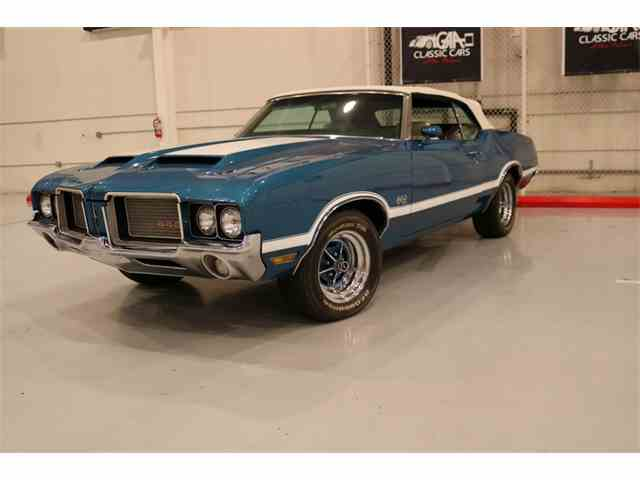 Picture of '72 Cutlass - MQ26