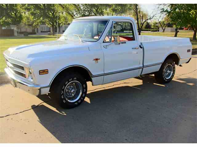 Classic Chevrolet C10 For Sale On Classiccars Com