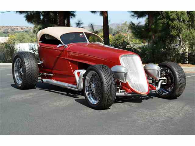 Picture of Classic '33 Ford Zipper Roadster located in OKLAHOMA Offered by Leake Auction Company - MRJL