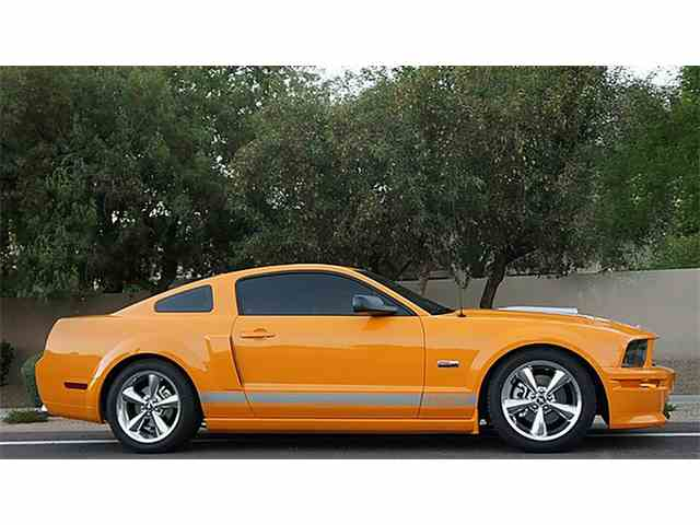 Picture of '08 Shelby GT-C California Special - MRJR