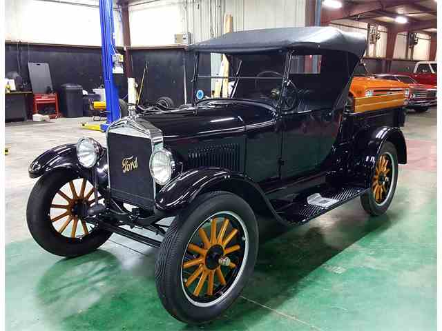 Picture of '26 Model T - MRLR