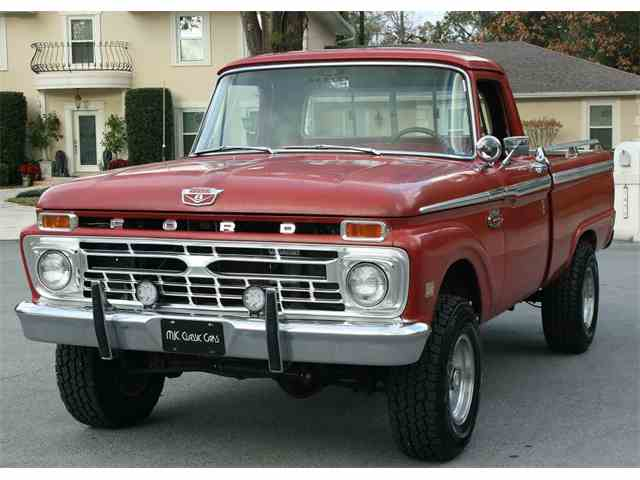 Picture of '66 F100 - MRM1