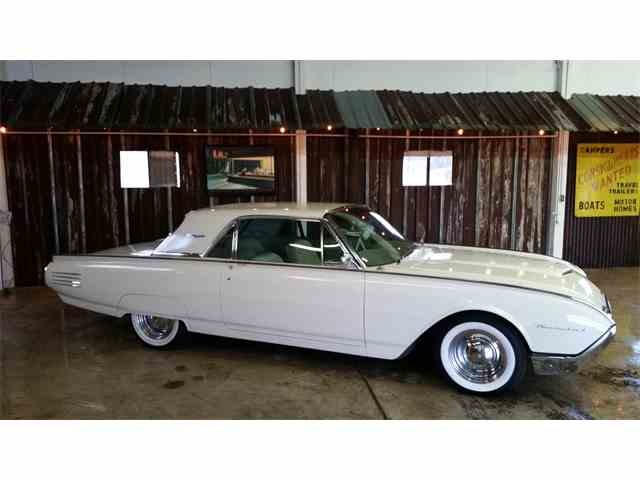 Picture of '61 Thunderbird - MRM8