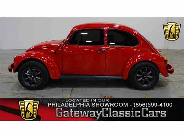 Picture of '98 Volkswagen Beetle - $10,995.00 Offered by Gateway Classic Cars - Philadelphia - MRMQ
