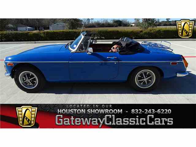 Picture of '73 MGB - MRMU