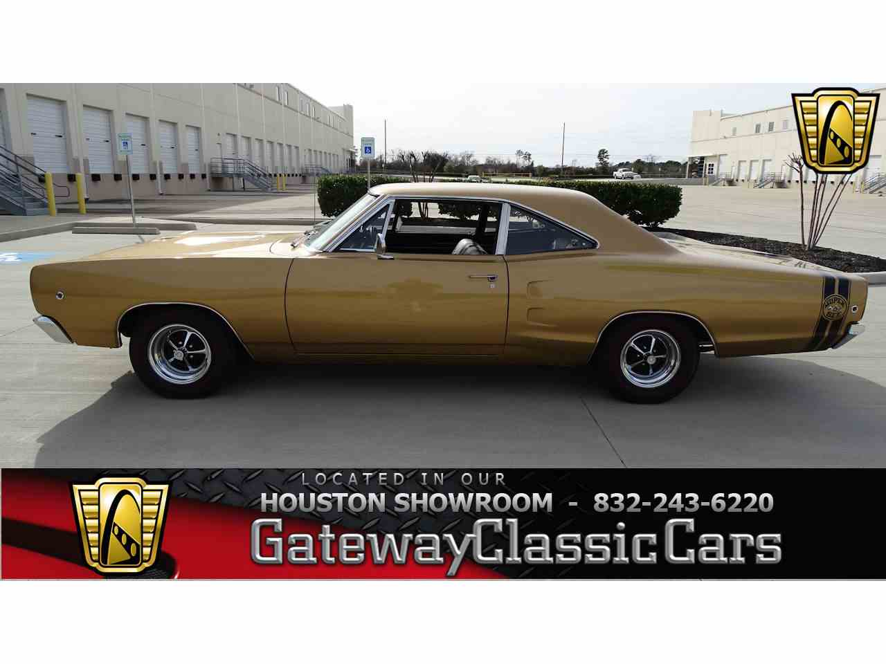 Classic dodge super bee for sale on classiccars picture of 68 super bee mrmy sciox Image collections
