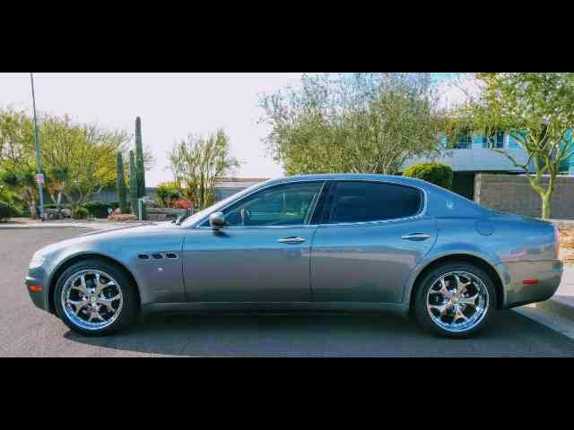 Picture of '06 Quattroporte - MRO3