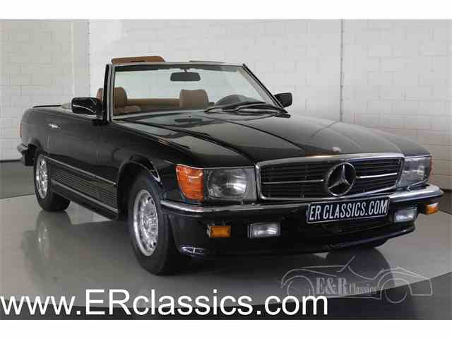 Picture of '85 380SL - MRP9