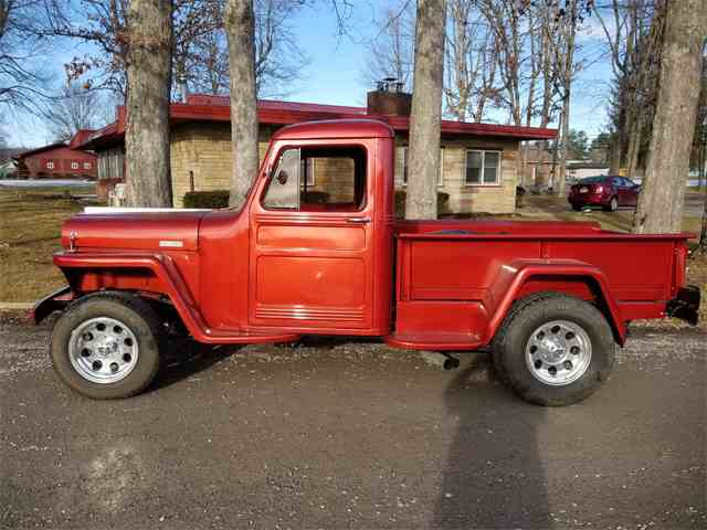 Picture of '47 Jeepster - MRPQ