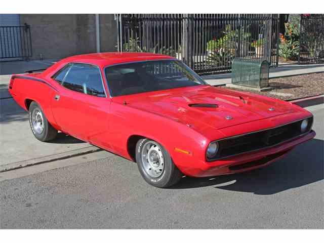 Picture of Classic '70 Barracuda located in san diego  CALIFORNIA Offered by Precious Metals - MRPU