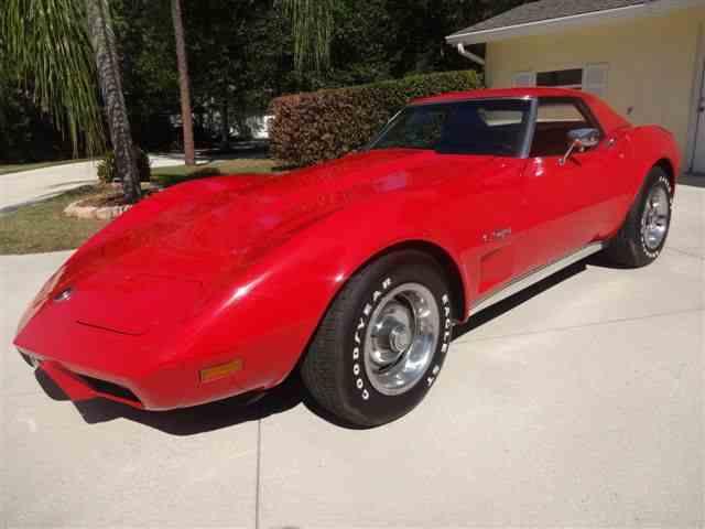 Picture of '75 Corvette - MRQD