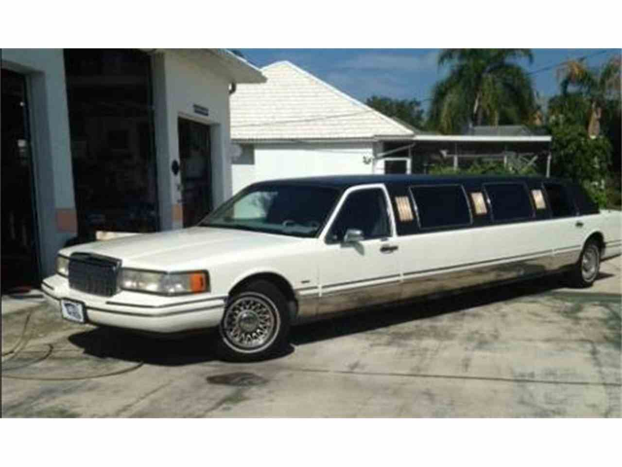 Classic Lincoln Town Car for Sale on ClassicCars.com