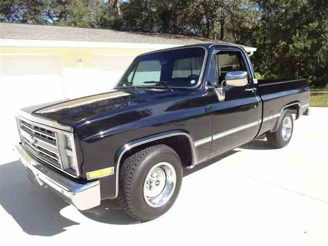 1985 to 1987 Chevrolet Silverado for Sale on ClassicCars