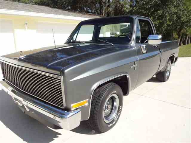 Picture of 1983 Chevrolet C10 - MRQN