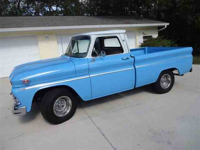 Picture of '65 1/2 Ton Pickup - MRQO