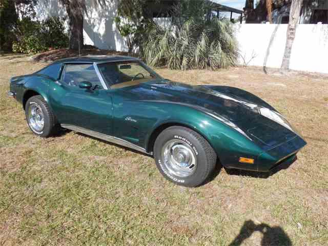 Picture of '73 Corvette - MRQX
