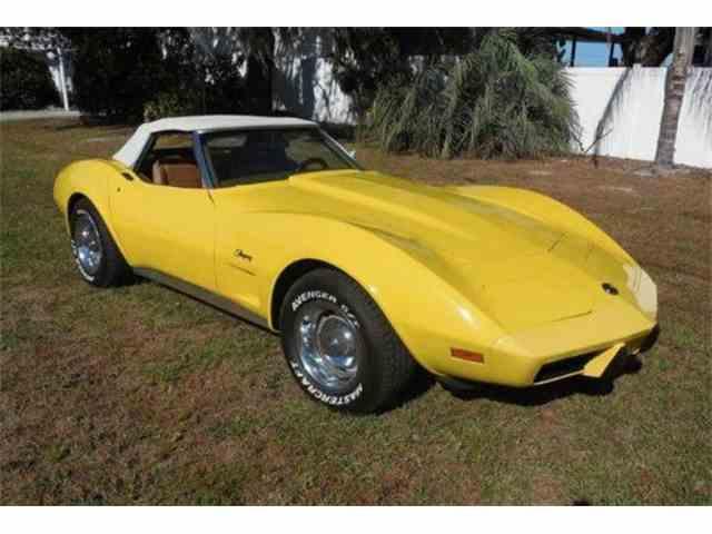 Picture of '75 Corvette - MRR3