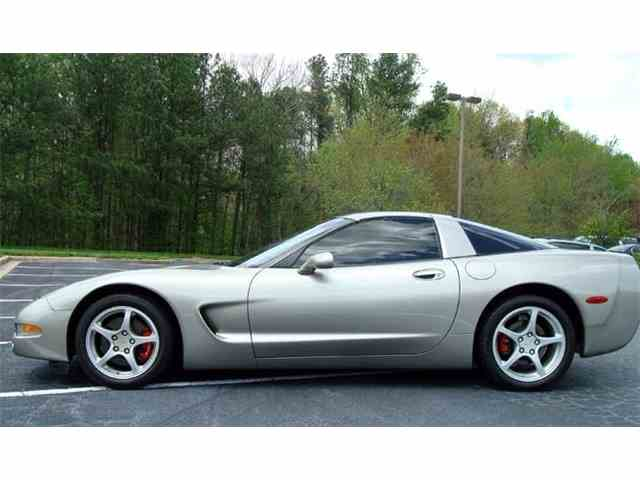 Picture of 2002 Chevrolet Corvette located in WASHINGTON - $15,000.00 Offered by a Private Seller - MRRC