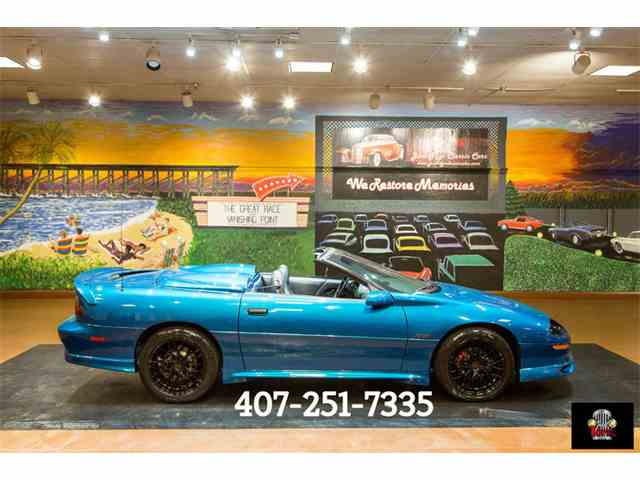 Picture of 1995 Camaro Z28 Offered by Just Toys Classic Cars - MRS5
