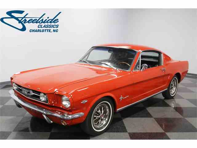 Picture of '66 Mustang - MRSW