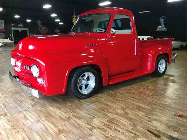 Picture of '54 F100 - MRTF