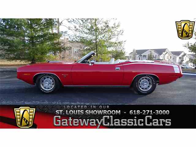 Picture of Classic '70 Barracuda located in Illinois - MRTG