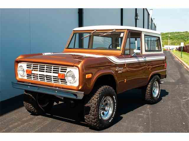 Picture of '77 Bronco - MQ3E