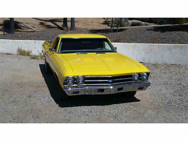Picture of '69 El Camino - MQ3F