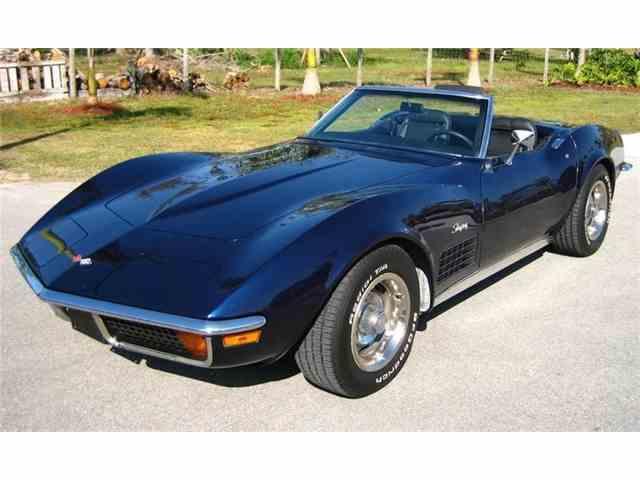 Picture of '72 Corvette - MRUE