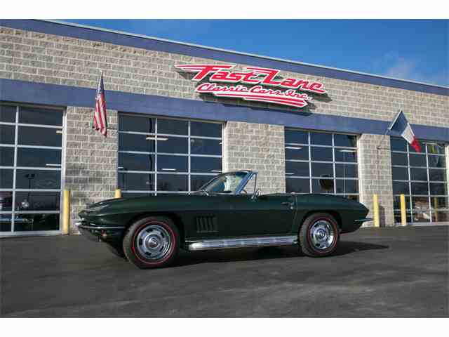 Picture of 1967 Corvette Offered by Fast Lane Classic Cars Inc. - MRUH