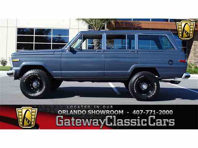 Picture of '86 Grand Wagoneer - MRUN