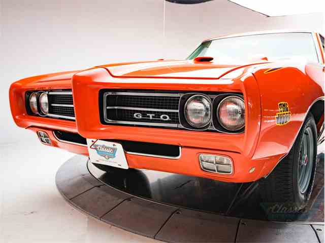 Picture of '69 GTO (The Judge) - MRUX