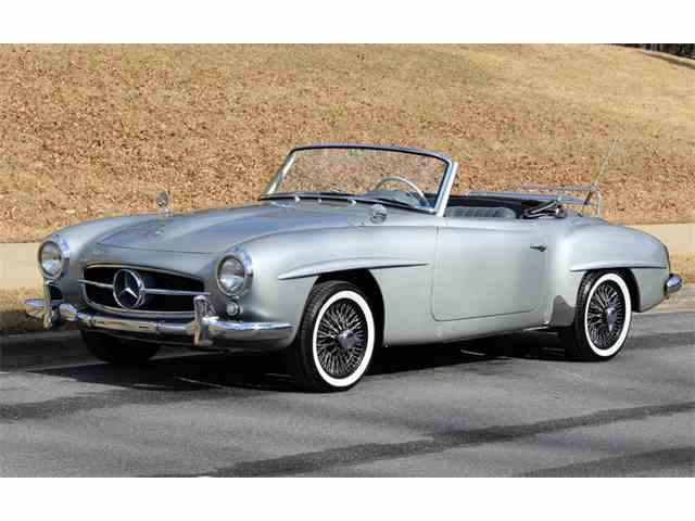 Picture of '56 190SL - MRVG