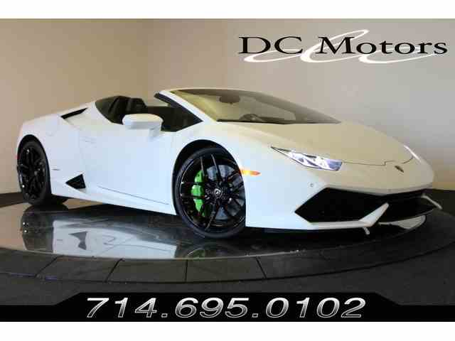Picture of 2016 Lamborghini Huracan located in Anaheim California - $258,888.00 Offered by DC Motors - MRVH