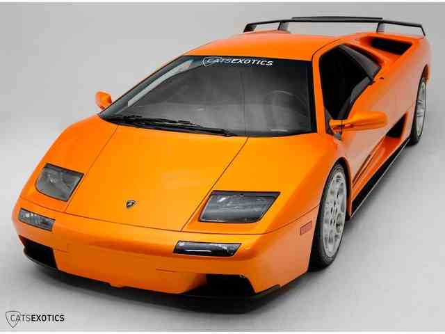Picture of 2001 Lamborghini Diablo located in Washington - $365,000.00 Offered by Cats Exotics - MRVI