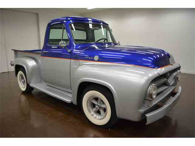 Picture of '55 F100 - MRVS