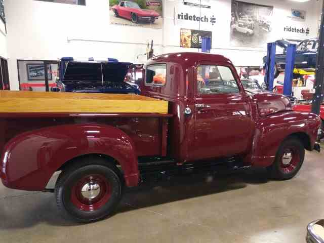 Picture of 1950 Chevrolet 3100 located in Scottsdale Arizona - $50,000.00 - MRWL