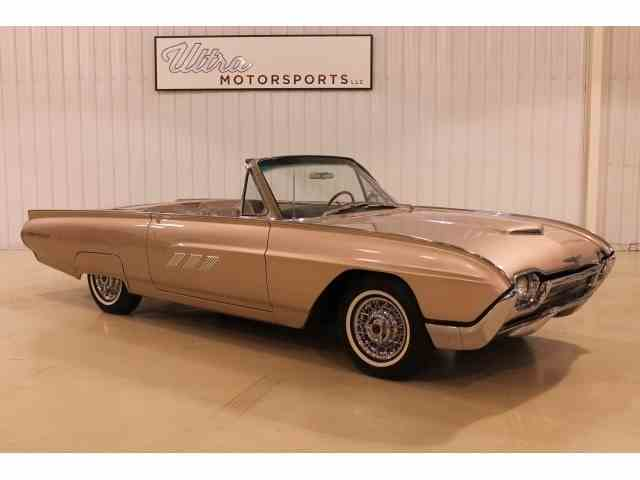 Picture Of Classic 63 Ford Thunderbird Located In Fort Wayne Indiana