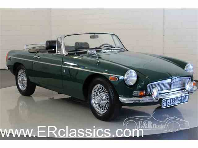 Picture of '70 MGB - MRY8