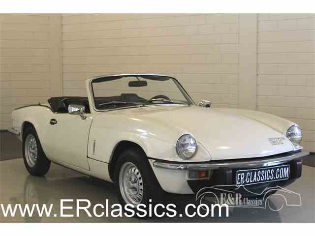 Picture of '78 Spitfire Offered by E & R Classics - MRYG